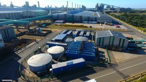 JG Afrika | South32 Hillside Smelter desalination plant, Richards Bay, KwaZulu-Natal | JG Afrika