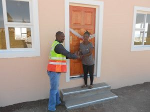 RELOCATION OF FAMILIES FOR THE R61 UPGRADE | JG Afrika