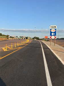 Construction of E-tag lanes and upgrade of toll plazas on the N1/N4 highway, Gauteng | JG Afrika