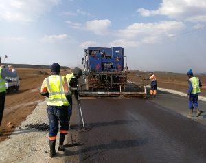REDIRECTION OF R50 AND PRIVATE ROAD FOR EXXARO RESOURCES | JG Afrika