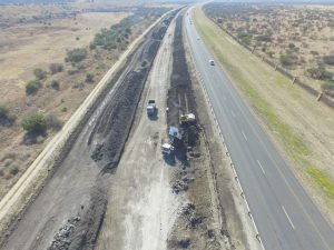 JG Afrika | Dualling of the carriageway on the N4 toll road