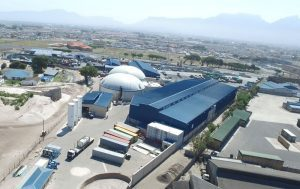 Large-scale waste-to-energy plant in Athlone, Cape Town | JG Afrika