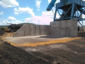 JG Afrika assisted VALE to undertake extensive refurbishments and repairs to its coal reject area at Moatize Mine in Tete, Mozambique | JG Afrika